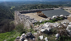 """""""Palace"""" Megaron foundation, Mycenae"""
