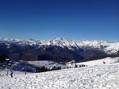 Monte Mottarone e Monte Rosa