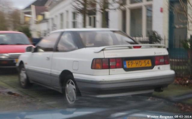 auto old classic netherlands car vintage automobile south nederland korea voiture korean 1992 hyundai paysbas coupe tiel coupé ancienne coréenne scoupe ????? hyundaiscoupe ???? fphd54