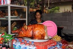 Babi Guling (asitrac (on a break, in September 2016)) Tags: food bali    lessersundaisland nusatenggara indonesia indonsie  southeastasia asia travel 60d canon asitrac lempuyang banjarpurwayu babiguling balinese id eo