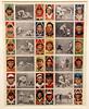 Hassan Triple Folders, Cigarette Issue, 1912 (NJ Baseball) Tags: newyorkcity newyork museum themet metropolitanmuseumofart baseballcards deadballera burdickcollection jeffersonrburdickcollection