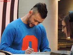 Lukas Plöchl (Klingsi92) Tags: linz stars star famous actor shoppingcenter oberösterreich sänger 2014 pasching schauspieler einkaufszentrum autogrammstunde pluscity lukasplöchl