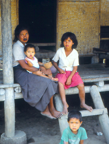 Kampung Pasunga family