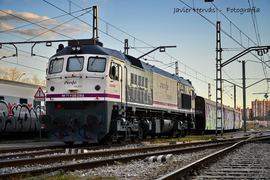The world 39 s best photos of elipsos and tren flickr hive mind for Renfe barcelona paris
