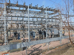 Northern States Power - Sioux Falls, SD (NDLineGeek) Tags: 13800v nsp substation