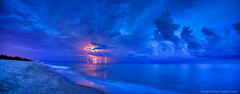 60 40_Example (jchaebel) Tags: storm pier fishing lightning highdynamicrange junobeach photomatixpro hdrphotography singleexposurehdr topazadjust topazdenoise captainkimo