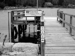 Private Dock (Steve Bosselman) Tags: private harbor dock capecod woodshole quissett