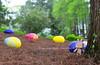 The Danbo Bunny is Back! (Arielle.Nadel) Tags: stilllife bunny easter eggs easterbunny yotsuba danbo toyphotography revoltech よつばと danboard ダンボー bunnyrel ariellenadelphotography
