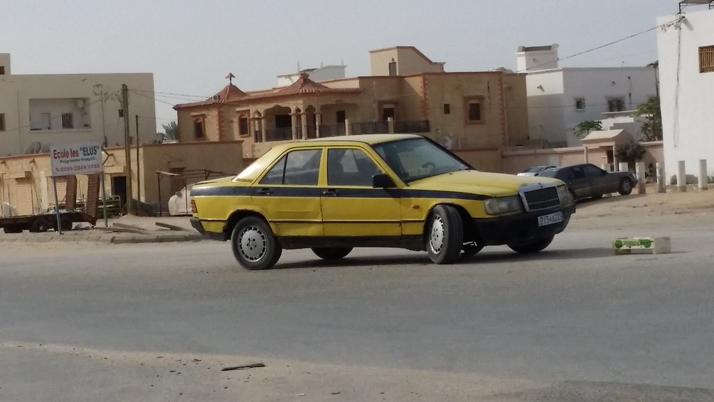 The World\'s Best Photos of mercedes and nouakchott - Flickr Hive Mind