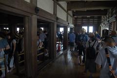 Busy times Himeji Castle