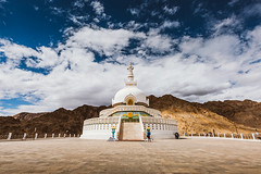 Shanti Stupa (Rohit Lal) Tags: travel india mountains nature landscape photography photographer ride buddha stupa buddhist roadtrip traveller motorcycle lonelyplanet spiritual leh bikers ladakh riders royalenfield natgeo jammukashmir travelphotography shantistupa himalayanexplorers lehride rohitlalphotography