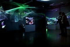 David Green (6) (Dunedin_School_of_Art) Tags: dunedinschoolofart dunedinartschool dunedin emergence light artandscience caustics bentglass
