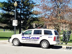 Joint Patrol Police (Central Ohio Emergency Response) Tags: ohiostate ohio university campus police columbus franklincounty dodge durango osu jointpatrol