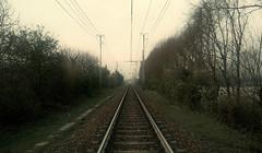 LUPPFTP3216519849FS (Evgenij Nikolaev) Tags: train tracks suburbs theoutskirts 35mm decadence 60s 70s