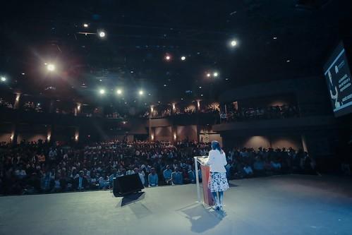 """Vicepresidenta inicia conferencia organizada para celebrar el Día Nacional de la Juventud. • <a style=""""font-size:0.8em;"""" href=""""http://www.flickr.com/photos/91359360@N06/32749309370/"""" target=""""_blank"""">View on Flickr</a>"""