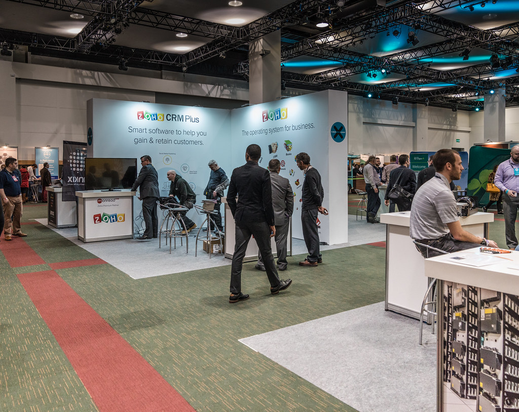 DUBLIN TECH SUMMIT THE FIRST DAY [ RANDOM IMAGES BY INFOMATIQUE ]-125121