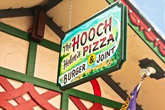 - The Hooch ..... (~ Cindy~) Tags: joint burger pizza helen georgia hooch the eatery hww 2015 design alpine