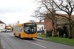 Sanders 320 1055hrs North Walsham to Gorleston ENSF College 080317