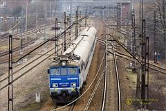 EP07-1005, Gliwice, Poland (Reanoe) Tags: ep07 d610 tamron passenger rails trains railroads tlk