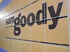 Defunct Sam Goody (buickstyle232) Tags: oldsigns samgoody salinakansas centralmall defunctmallstores recordstores