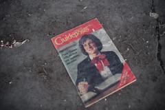 Guideposts August 1986 (IAmTheSoundman) Tags: jakebarshick chinafactory china finechina factory abandoned urbanexploring urbex sony a99 takumar m42