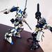 LEGO Gundam Bael & Gundam Kimaris Vidar