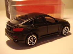 MAJORETTE BMW X6 NO3 1/64 (ambassador84 OVER 7 MILLION VIEWS. :-)) Tags: majorette bmwx6 diecast