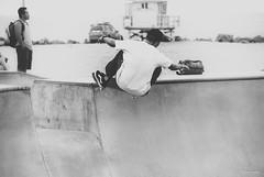 Doing it to death (.KiLTRo.) Tags: losangeles california unitedstates kiltro skate skater skateboard street park beach urban rider