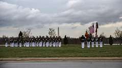 A Hero Comes Home (United States Marine Corps Official Page) Tags: arlingtonnationalcemetary honor courage commitment funeral remembrance arlington washingtondc marines usmarinecorps usmc bodybearers marinebarrackswashington 8thandi harryktye tarawa