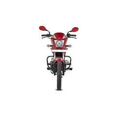 Hero Motocorp Cd Deluxe Spoke Kick Start ( front-cross-side-view ) (girnar1) Tags: bike start kick cd deluxe spoke hero motocorp frontcrosssideview