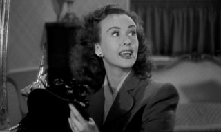 Margaret Lindsey - in ''A Tragedy at Midnight'' 1942 - B movie