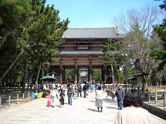 Nandaimon Gate (chadyosh) Tags: nara