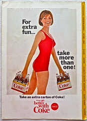 1965 - 1960s Vintage Coca Cola Advertisement From National Geographic Back Page 11 (Christian Montone) Tags: vintage ads advertising coke americana soda cocacola advertisements sodapop vintageads vintageadvert