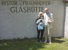 Catherine & Didier (The^Bob) Tags: glass germany bavaria fraunhofer benediktbeuern