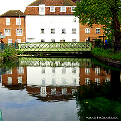 RIVER (marc falardeau) Tags: vacation england spring may canterbury amateur gayphotographer