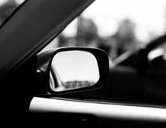 Closer (johnmcochran2012) Tags: blackandwhite car washingtondc washington pentax fujifilm spotmatic neopan blackandwhitephotos pentaxspotmatic blackwhitephotos fujifilmneopan100acros 55mmtakumar