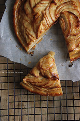 tartefine040 (la cerise sur le gteau) Tags: food cooking apple pie dessert photography baking tasty pommes delicious patisserie pastry tart tarte
