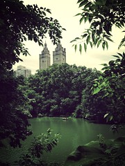 (EricGrant) Tags: nyc newyork green centralpark manhattan uploaded:by=flickrmobile flickriosapp:filter=mammoth mammothfilter centralparkthelake