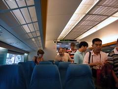 0901_102752 Shanghai. Maglev (RamonCamblor) Tags: china train tren shanghai railway maglev highspeed transrapid ferrocarril altavelocidad