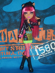 I'm a grown woman (meike__1995) Tags: new monster high wolf doll wishes 13 mattel basic 2013 howleen