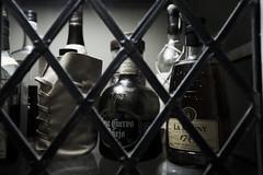 Old Bottles (schmidt1211) Tags: old nikon bottles connecticut newengland wideangle tequila liquor desaturation booze rum nikkor fairfield newcanaan nikond4 afszoomnikkor1735mmf28difed