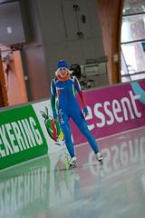 2B5P3235 (rieshug 1) Tags: worldcup warmup dames schaatsen speedskating eisschnelllauf trainingen gundaniemannstirnemannhalle thuringereissportverband essentisuworldcup2013 weltcupladiesandmenalldistances