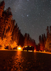 DSC_3254 (TheHarbingerr (critique my work please!)) Tags: sky orange canada night alberta bmw starry f28 1735mm d600 135i