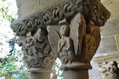 Monestir de Sant Benet de Bages (MARIA ROSA FERRE) Tags: de sant bages monestir benet elbages23513