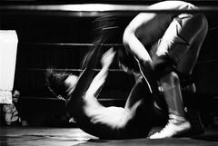 m6 roll 27 33 (Fabio McCaree) Tags: leica sport fight kodak wrestling trix summicron 400 f2 50 lotta m6 lucha reportage develop wiva spaghettiwrestling