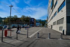 La Confluence Lyon (smazoyer) Tags: street city urban architecture buildings lyon rhne rue ville confluence urbain urbanisme immeubles musedesconfluences