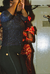 Gifty NaaDK from Ghana Etome with Sopie from Cte d'Ivoire Dancing at the Africa Centre London March 2001  071 (photographer695) Tags: gifty from ghana africa centre mar 2001 083 sophie dancing naadk etome with sopie cte divoire london march