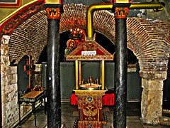 Inside Saint Trinity Church, Ruse / Biserica ngropat din Ruse (cod_gabriel) Tags: church bulgaria bulgarie ruse bulgarien bulharsko   bulgria biseric  sainttrinitychurch    sfntatreime  bisericasfntatreime