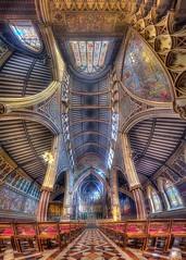 All Saints Margaret Street (Londonietis) Tags: england panorama london church hdr margaretstreet allsaints photomatix vertorama londonietis kestasbalciunas