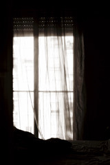 in your room (exploding-girl) Tags: light luz bed bedroom darkness room blinds curtains cama cortinas dormitorio oscuridad inyourroom